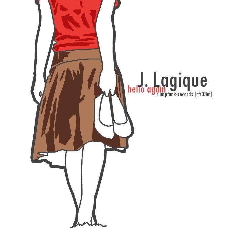 J.Lagique - 『Hello Again』 [RFR03M]