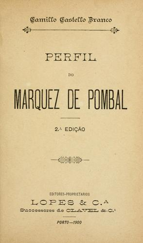Download Perfil do Marquez de Pombal