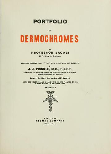 Download Portfolio of dermochromes
