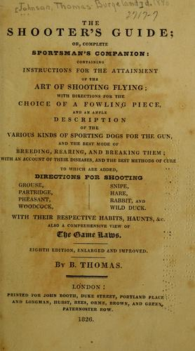 Download The shooter's guide