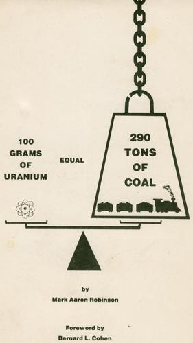 Download 100 grams of uranium equal 290 tons of coal