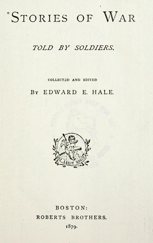 Download Stories of war told by soldiers.