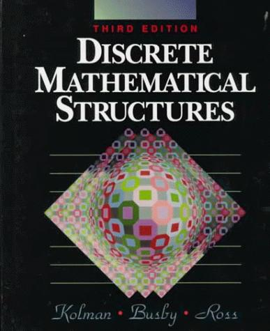 Download Discrete mathematical structures.