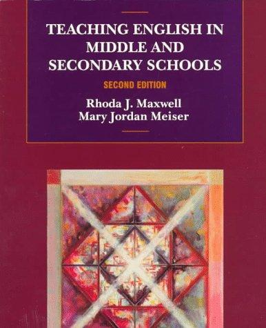 Download Teaching English in middle and secondary schools