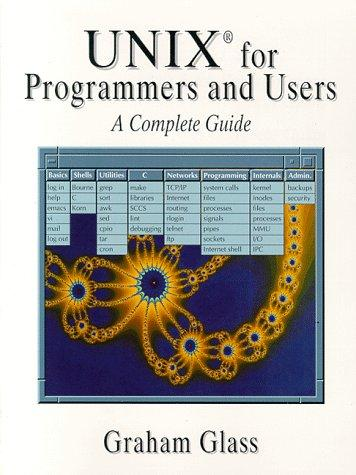Download UNIX for programmers and users