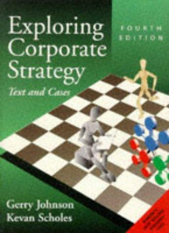 Download Exploring corporate strategy