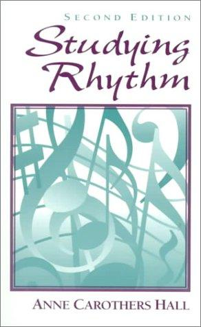 Download Studying Rhythm (2nd Edition)