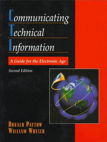 Download Communicating technical information