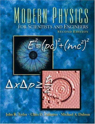 Download Modern physics for scientists and engineers.