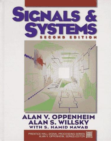 Image for Signals and Systems (2nd Edition)