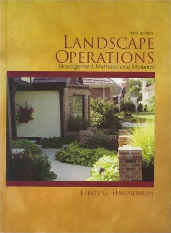 Download Landscape Operations