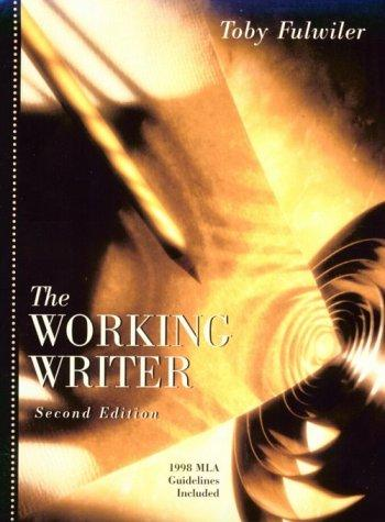 Download Working Writer, The