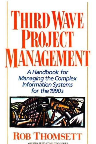 Download Third wave project management