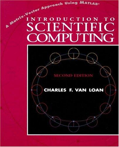 Download Introduction to Scientific Computing