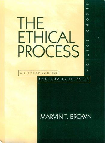 Download The Ethical Process