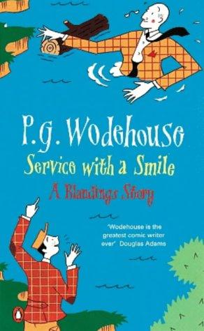 Service with a smile by P. G. Wodehouse