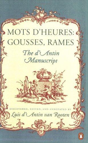Download Mots d'heures, gousses, rames