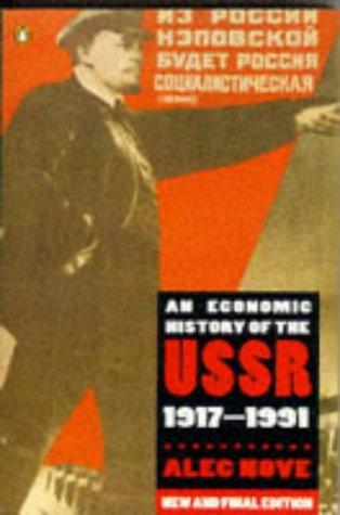 Download An Economic History of the USSR 1917-1991