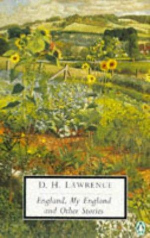 England, my England and other stories by D. H. Lawrence