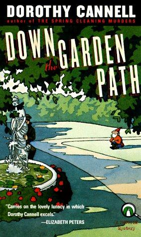 Down the Garden Path (Tessa Fields Mystery) by Dorothy Cannell