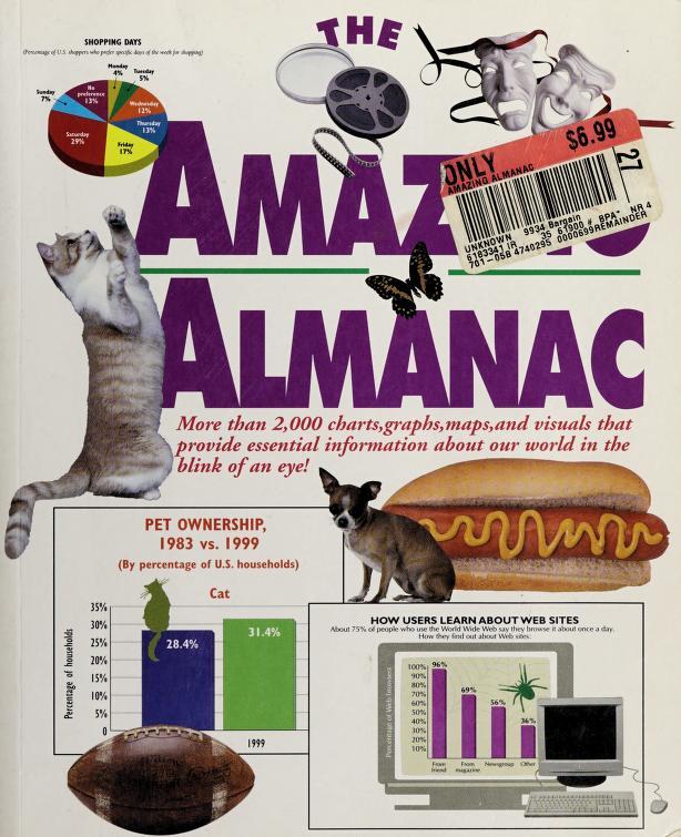Amazing Almanac by Jenny E. Tesar