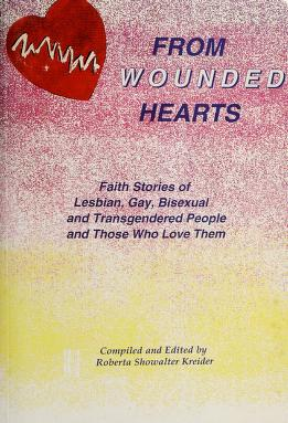 Cover of: From wounded hearts | compiled and editied by Roberta Showalter Kreider.