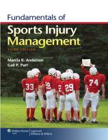 Cover of: Fundamentals of sports injury management