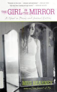 Cover of: The girl in the mirror | Meg Kearney