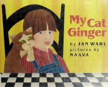 Cover of: My cat Ginger | Jan Wahl