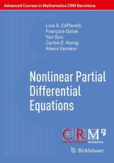 Cover of: Nonlinear Partial Differential Equations
