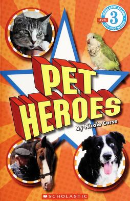 Cover of: Pet heroes | Nicole Corse