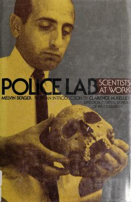 Cover of: Police lab   Melvin Berger