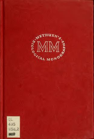 The principles of insect physiology by Wigglesworth, Vincent B. Sir