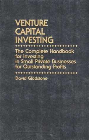 Venture capital investing