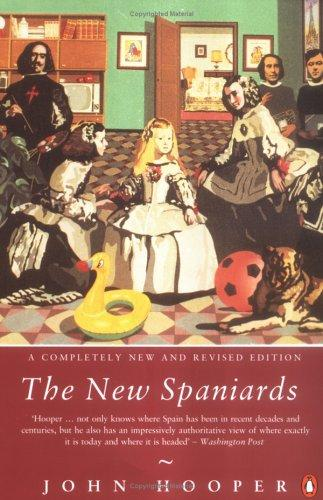 The new Spaniards by Hooper, John