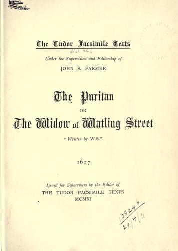 The Puritan by